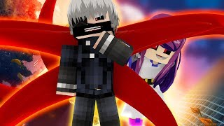 Minecraft: TOKYO GHOUL 🏆 - OS GHOULS MAIS PODEROSOS  !! ‹ KevynZ ›