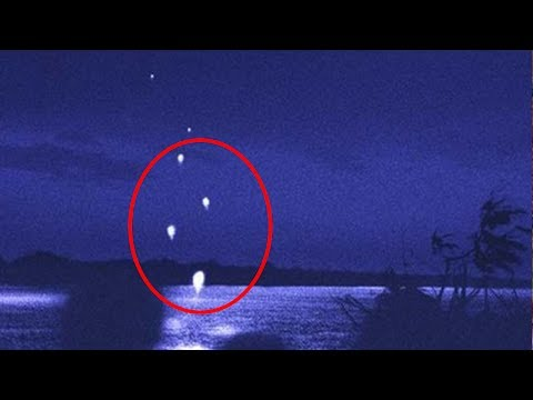 Mysterious 'Dragon' FIREBALLS Rise From River EVERY Year: Th