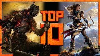 Migliori VIDEOGIOCHI per PS4 - TOP 10