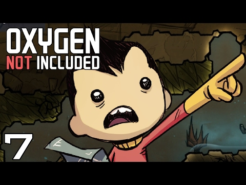 Oxygen Not Included | Episode 7 - Game Plan [Oxygen Not Included Gameplay Alpha]