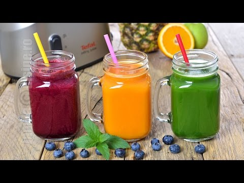 Sucuri de fructe si legume (CC Eng Sub) | JamilaCuisine