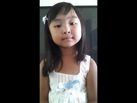 Lagu Toraja Anak O Pia' Pia' by Charice Kinawa
