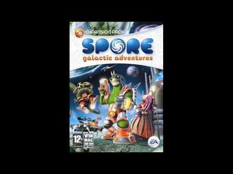 Spore Galactic Adventures Music-Electronic