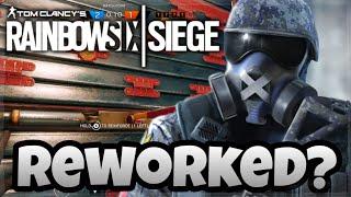Reinforcements Got a Reẁork in Operation Shadow Legacy? Rainbow Six Siege