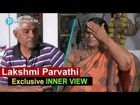 YSRCP GS Lakshmi Parvathi Exclusive Interview about NTR | YS Jagan | Chandrababu Naidu