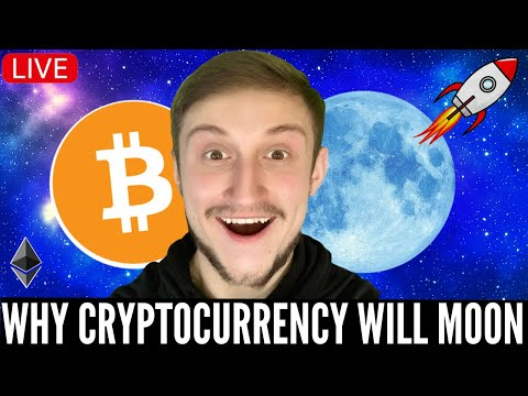 YOU ARE BEING LIED TO ABOUT CRYPTOCURRENCY IN 2021   BITCOIN \u0026 ETHEREUM MOON