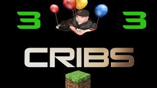 Cribs Let's Play! Episode 2&3: The Actual Start To Building!