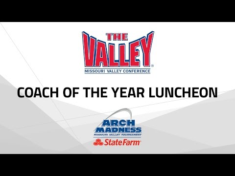 2017 MVC Coach of the Year Luncheon