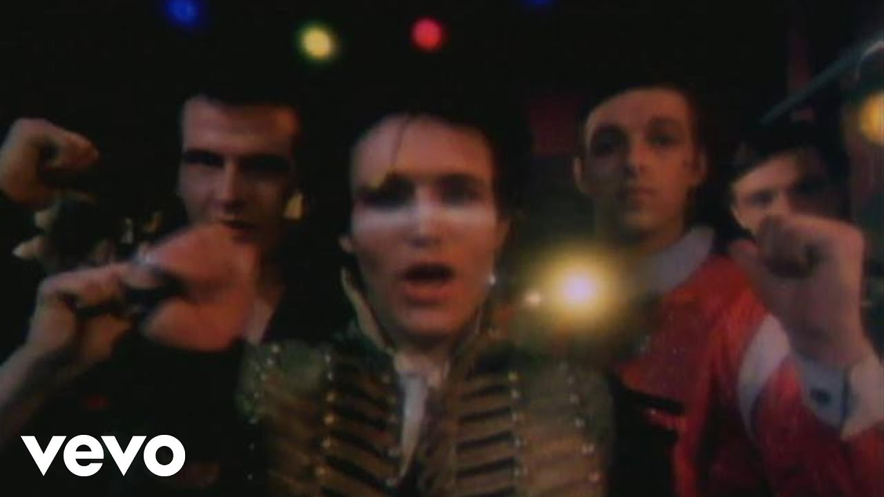 Punk rocker Adam Ant lived in Pikeville, Tennessee, and left boxes of stuff behind