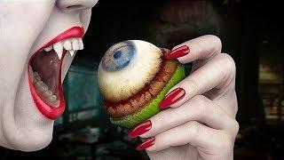 Что, если девочки, станут вампирами – 11 идей!