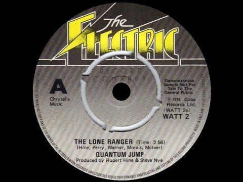 [1976] Quantum Jump ∙ The Lone Ranger