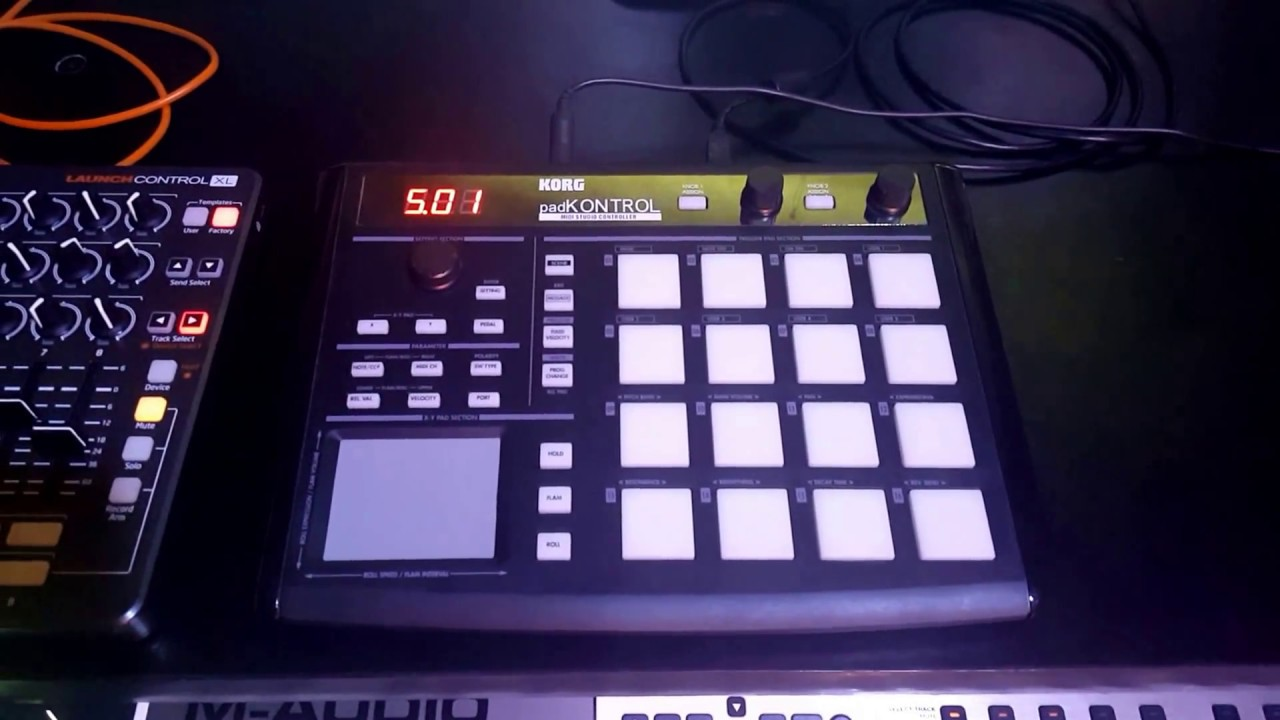 play chords on an mpc style midi controller youtube. Black Bedroom Furniture Sets. Home Design Ideas