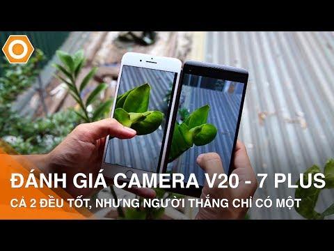 Đánh giá chi tiết camera LG V20 – iPhone 7 Plus: Cả 2 đều tốt, nhưng người chiến thắng chỉ có một !