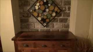 Reclaimed Wood Cabinets By Hd Threshing Floor Furniture