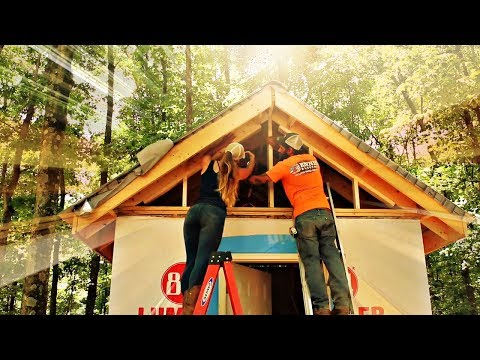 one-step-away-from-being-dried-in!--off-grid-build-