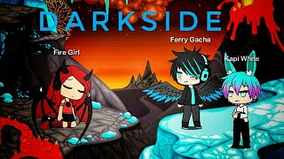 || Darkside || ft. Ferry Gacha & Kapi White || Gacha Life music video ||