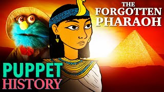 Hatshepsut: The Forgotten Pharaoh • Puppet History