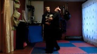 Сложные уроки кунг-фу 2 Чхарёк направление Орла и змеи
