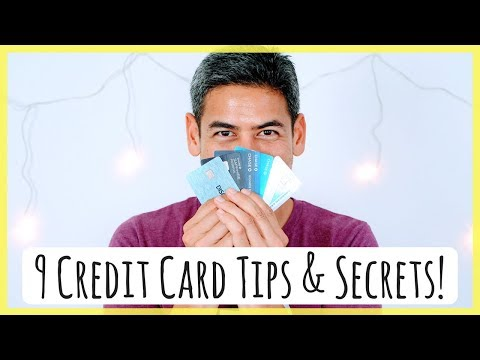 Things I Wish I Knew When I Got Into Credit Cards | 9 Tips & Secrets for Collecting Points