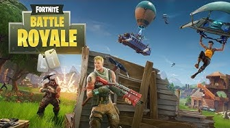 Let's Play Fortnite #001 [Deutsch] [HD] [PS4 PRO] - Das beste Battle Royale Spiel auf Konsole