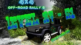 4x4 Off-Road Rally 6 - Level 37 - 51 - HD Android Gameplay - Off-road games - Full HD Video (1080p)