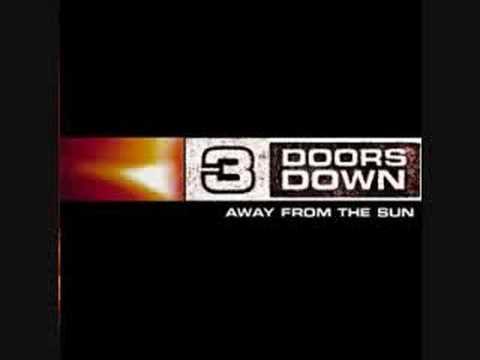 Ticket to heaven-3 doors down