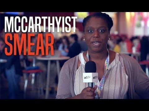 NPR-Affiliate Lobs McCarthyite Smear at Progressive Activist Anoa Changa
