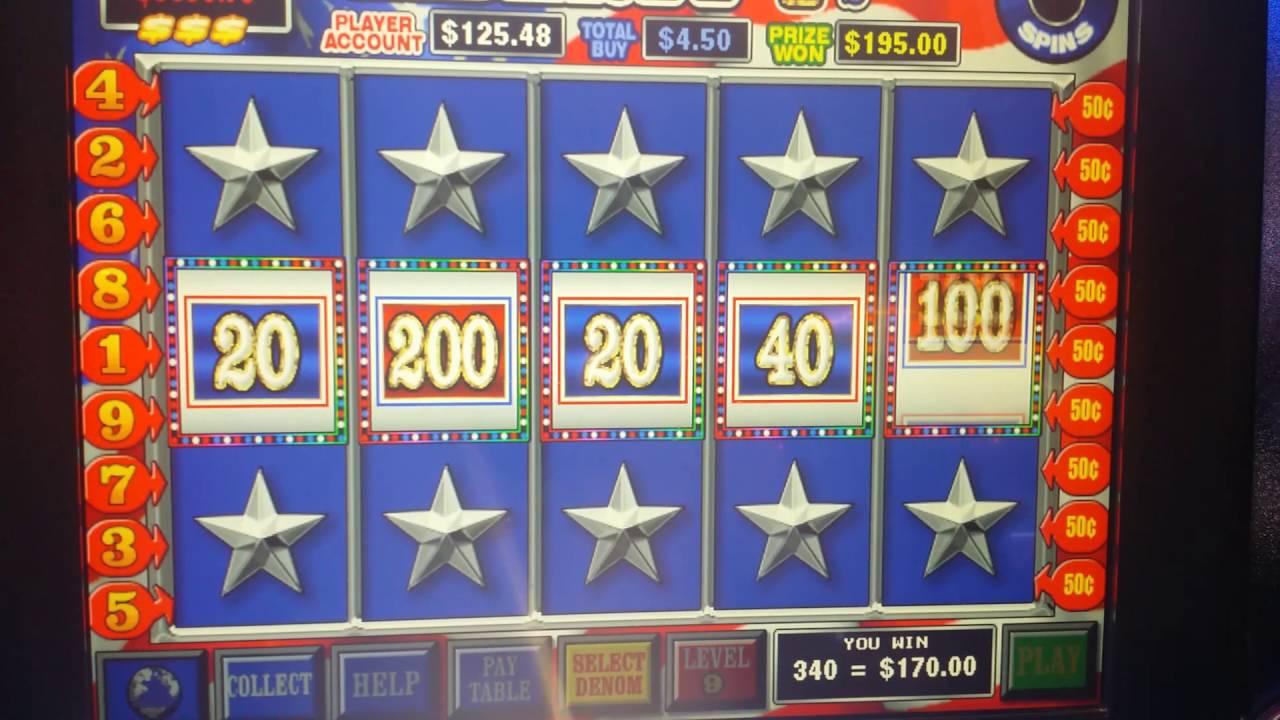 Liberty Slot Machine