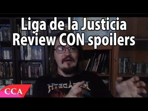 Liga de la Justicia - Review y Discusión CON SPOILERS