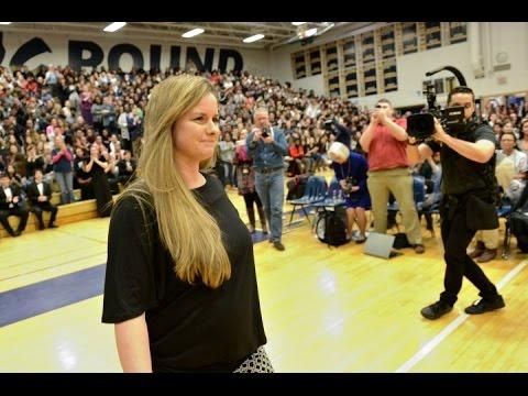 Lauren Anne Wilson Wins Virginia Milken Educator Award and $25,000