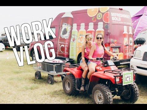 Working Country Thunder Arizona! | VLOG