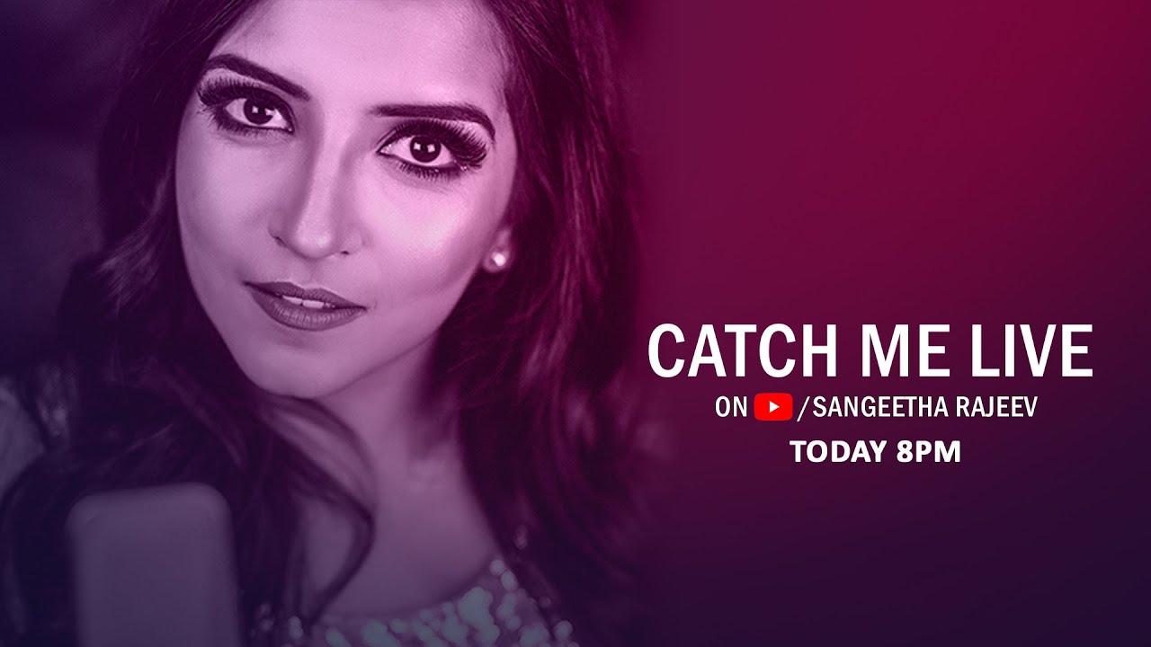 Sangeetha Rajeev Live