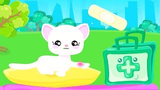 Fun Baby Care Kids Game - Cute & Tiny Superhero - Baby Care, Decoration Games For Babies