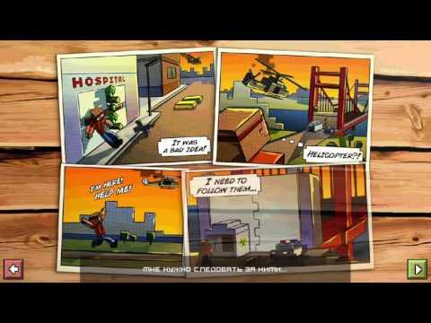 Прохождение Pixel Gun 3D #1 серия.