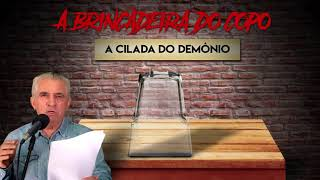 A Brincadeira do Copo: A Cilada do Demônio   Eli Corrêa Oficial   Histórias Sobrenaturais