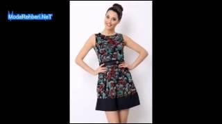 Tozlu giyim elbise modelleri tarz modası