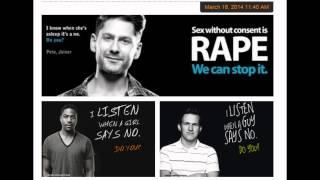 Feminist rape culture