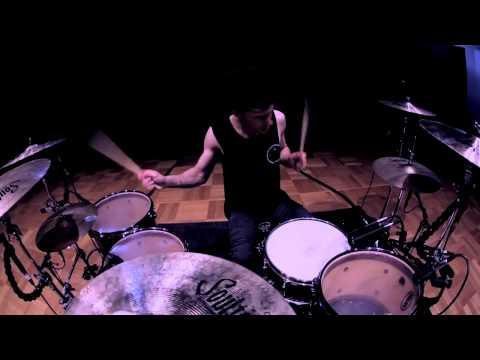 Skrillex - Ragga Bomb - Drum Cover
