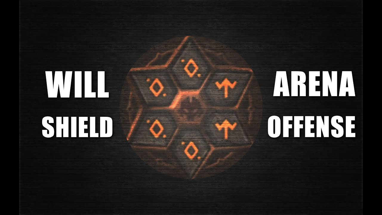 WILL - SHIELD ARENA OFFENSE GUIDE - Summoners War