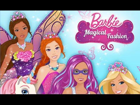 Barbie Magical Fashion Budge Unlock All Android İos Free