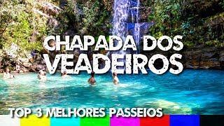 Chapada dos Veadeiros: Top 3 Melhores Passeios e Cachoeiras