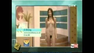 Repeat youtube video El Hormiguero - Teletienda Internacional (1/03/2011)