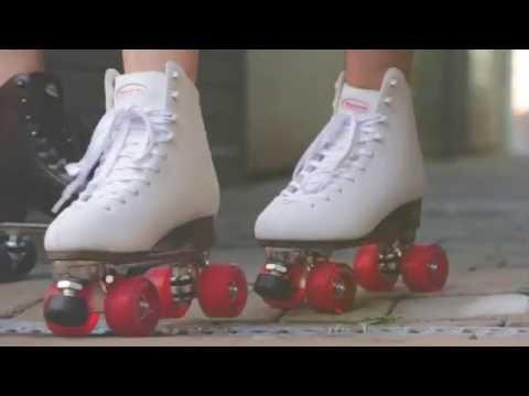 8ae156c9e1f Rookie Rollerskates Classic - YouTube