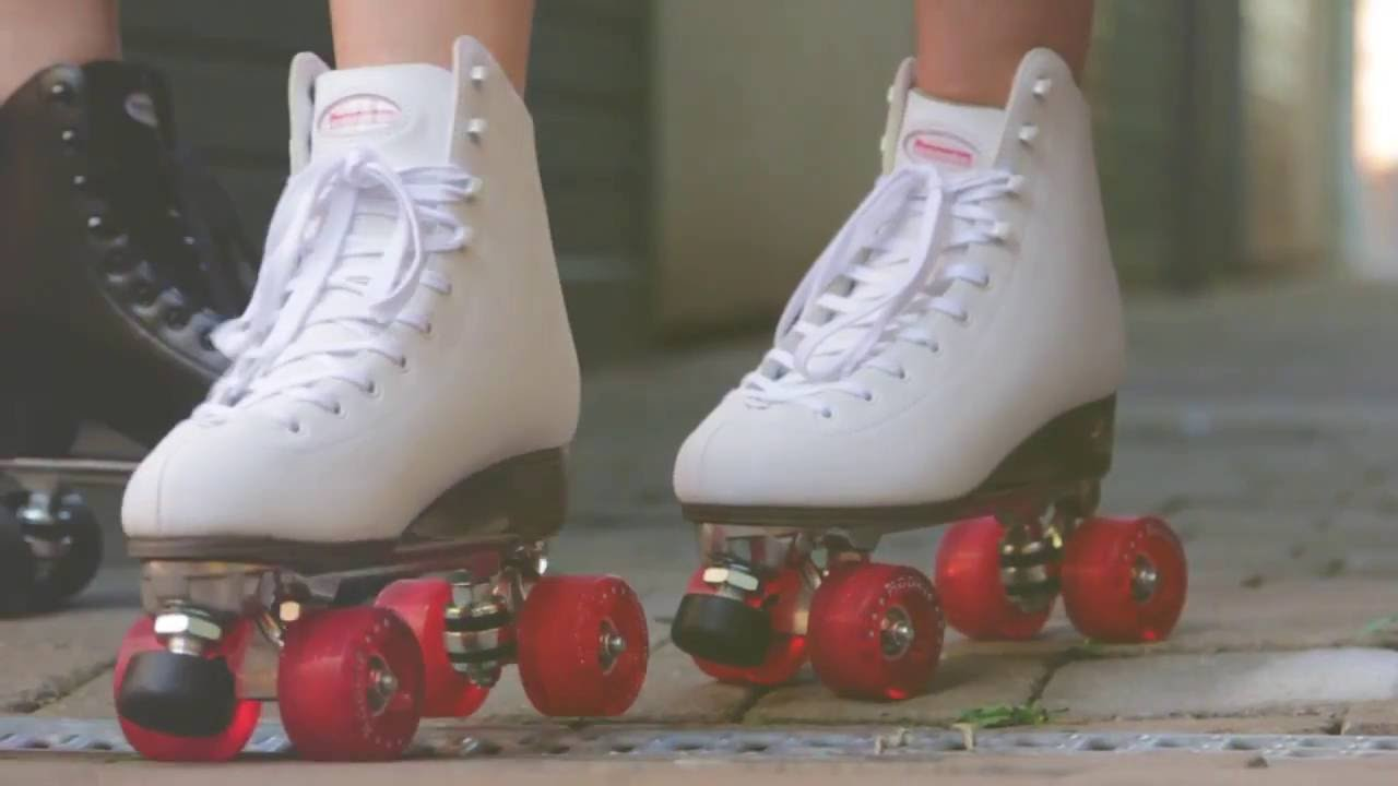 e7a83fb7dcf Rookie Rollerskates Classic - YouTube