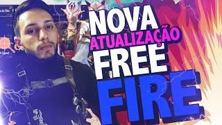 💥 AO VIVO - JOGANDO TOMB RAIDER NA ATUALIZAÇÃO DO FREE FIRE   Biruta