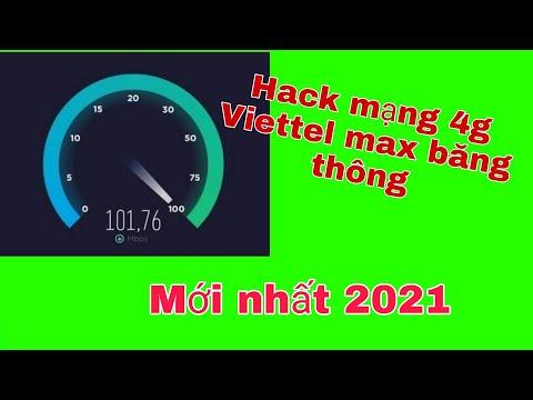 cách hack băng thông 3g viettel mới nhất - Hướng Dẫn Hack Mạng 4G Viettel 0 Đồng Mới Nhất 2021