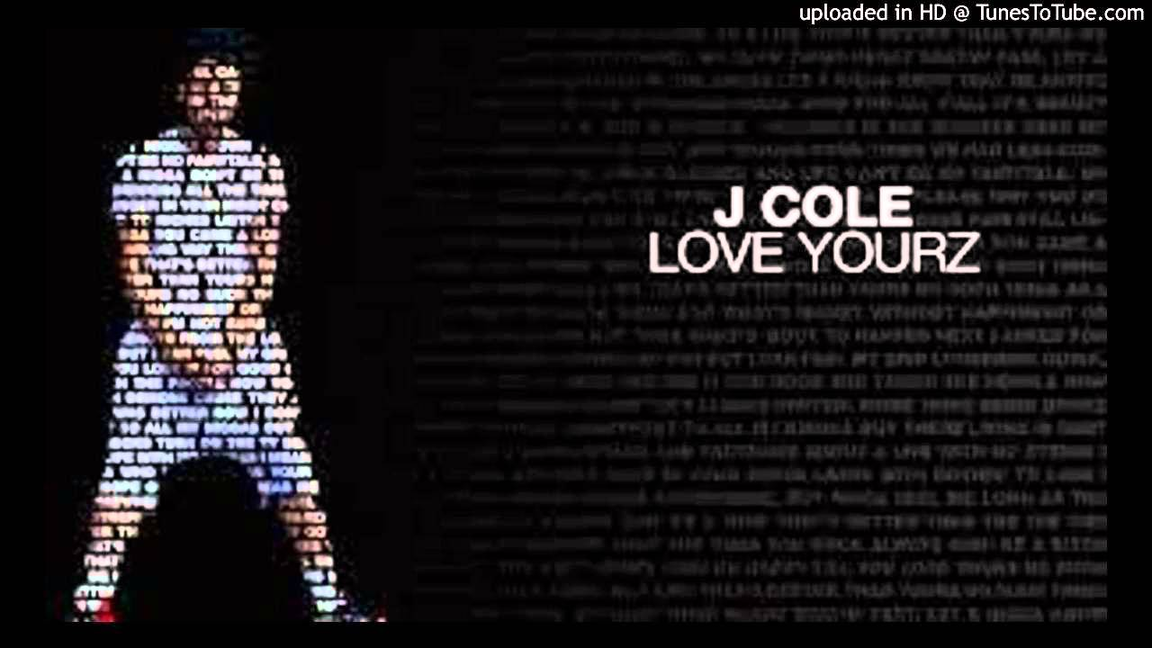 j cole love yourz acapella youtube