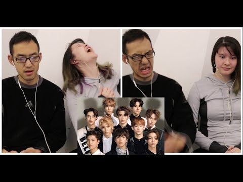 NCT 127 'Chain' & 'Welcome To My Playground' Reaction