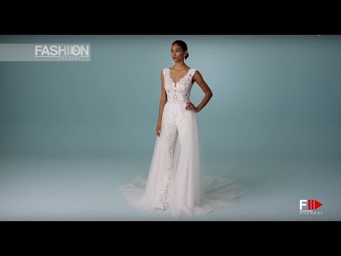 MAGGIE SOTTERO Highlights Bridal Fashion Week 2019 New York - Fashion Channel