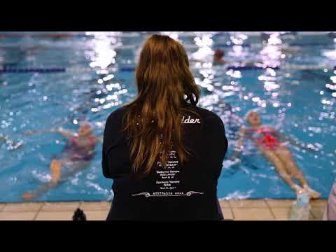 Promotional Video For Synchronised Swimming Club